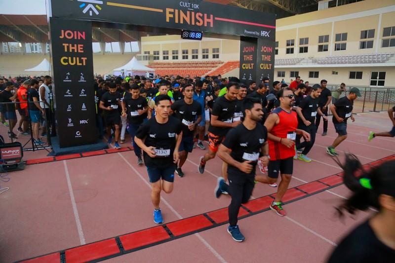 CULT 10K Run - Hyderabad - Gallery 1