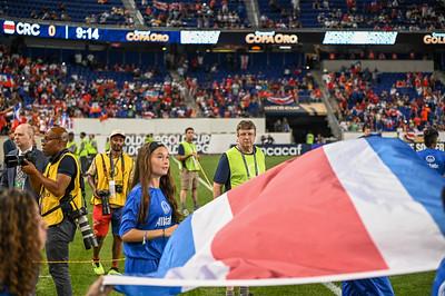 Costa Rica vs Haiti Concacaf Gold Cup