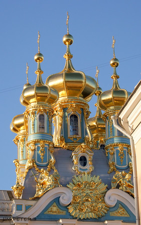 Russia - Summer Palace and Peterhof - Click to Open