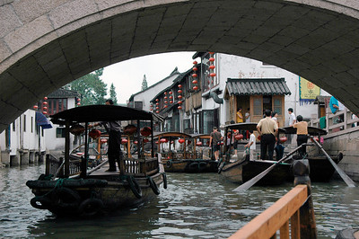 Wuzhen - Ancient Water City