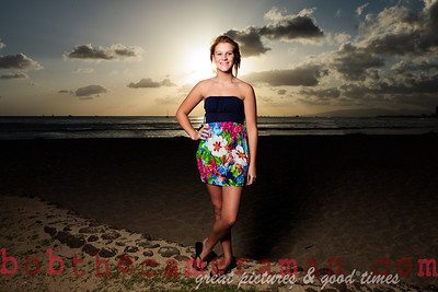 Kamerin Senior Pictures - March 30, 2012