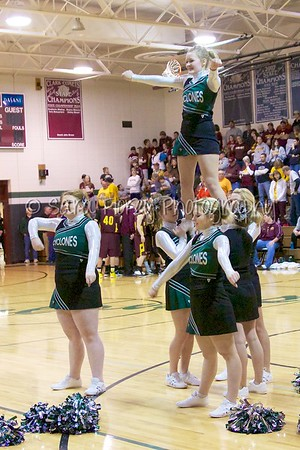 '13 CWL - Dance Team - Cheerleading