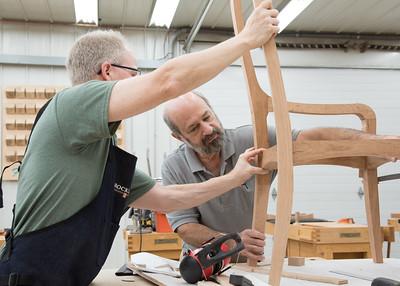 Chair Design & Construction Methods with Andrew Glantz