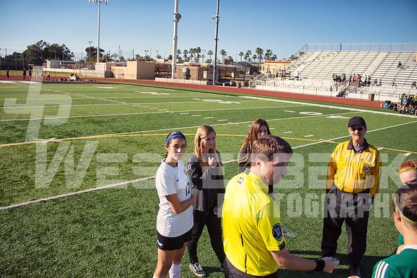 Edison HS JV @ Huntington Beach HS JV