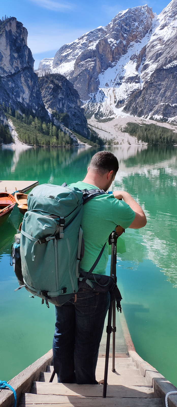 lago di baines, My favorite travel accessories