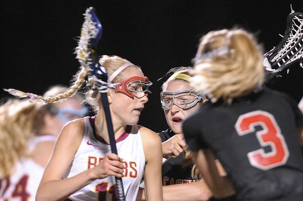M-A Girls Varsity Lacrosse vs. Castilleja 2013-04-12