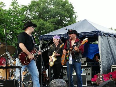 FROSTBITE BLUE - SYRACUSE, NY BALLOON FEST 6/28/14