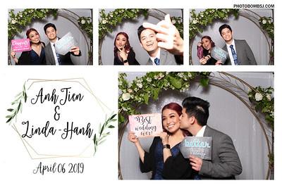 Anh Tien & Linda-Hanh's Wedding