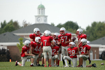 Hawken Middle School Football