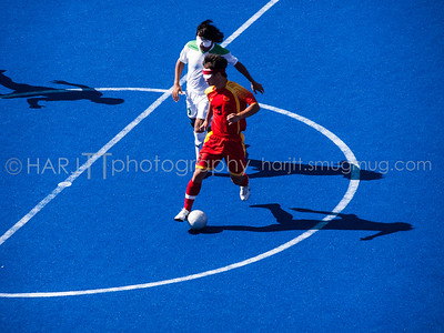 China vs Iran - Blind Football Semi Final, Paralympic Games, London 2012