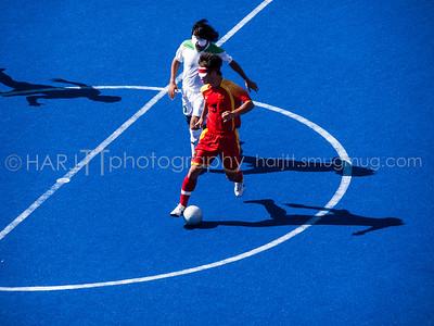 China vs Iran - Blind Football Semi Final, Paralympic Games, London 2012