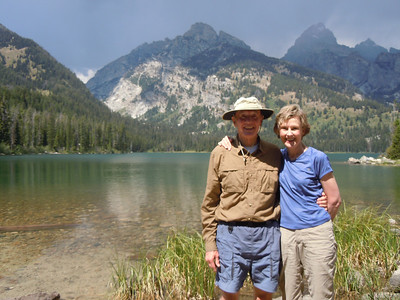 Hiking Grand Teton & Yellowstone National Parks 8.11.13