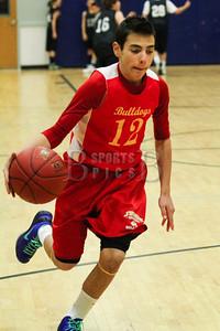 Murray Rec - 7th Grade Boys - Bulldogs • 01-21-2014