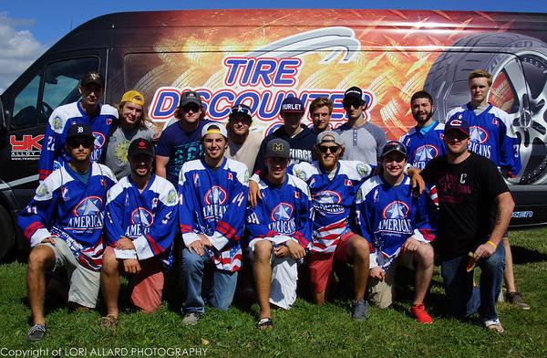Orangeville Americans GMHL 2014-2015