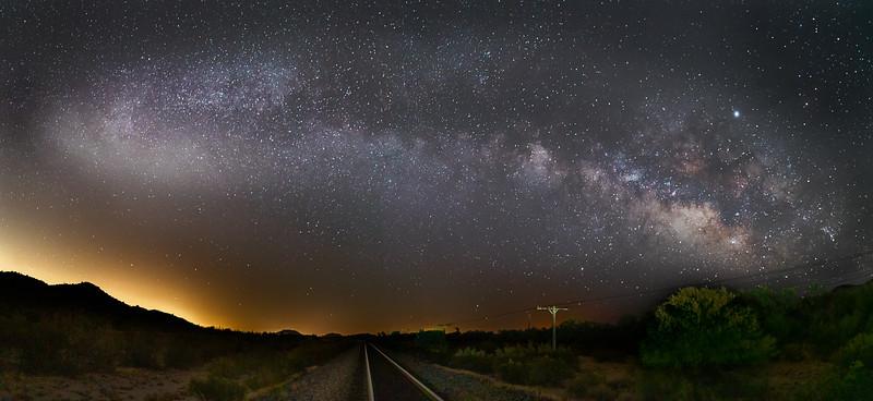 Milky Tracks