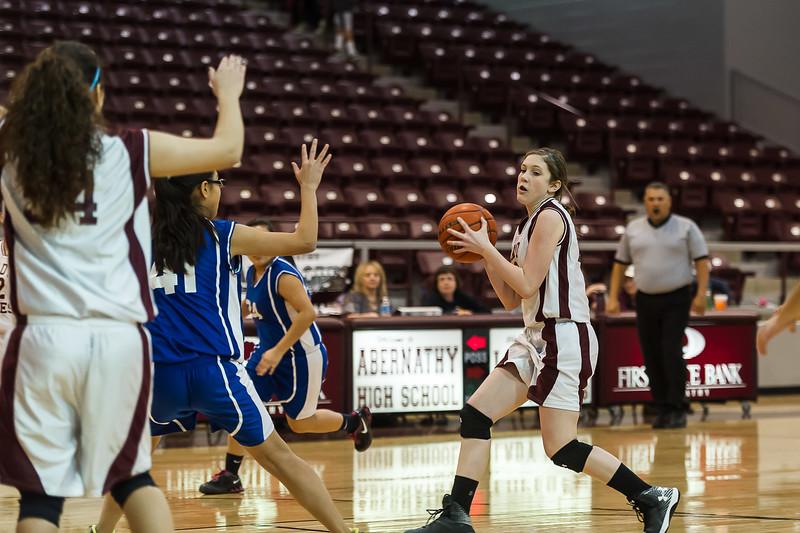 Lady Lope Basketball, 2014-2015