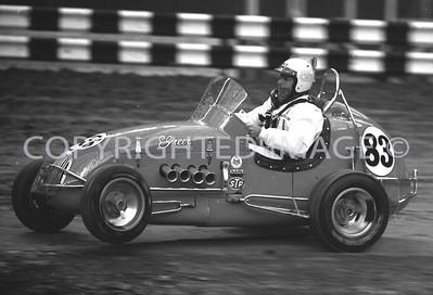 Midget Cars 1950s-70s