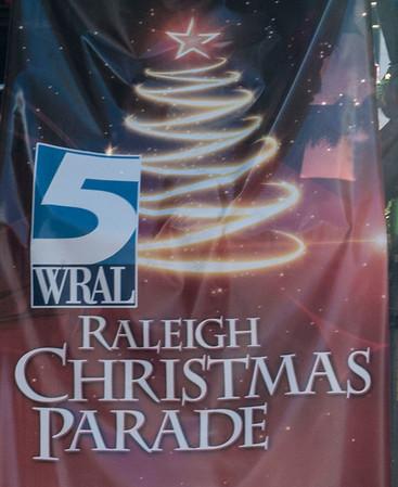 2012-11-17: Raleigh Christmas Parade