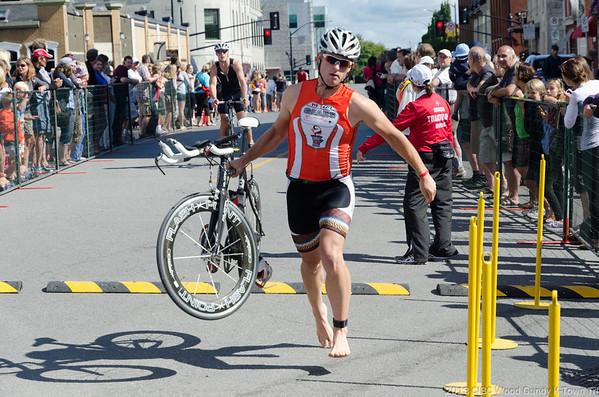 Bikers at 2013 K-Town Tri