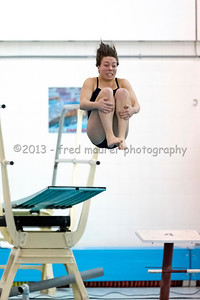 PIAA District 3 Diving Championship 2/23/2013
