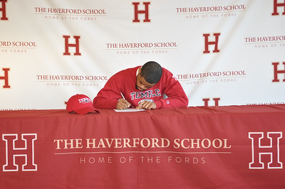 National Letter of Intent Signing Day
