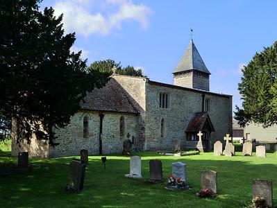 St Mary, Church of England, Lyford, OX12 0EG