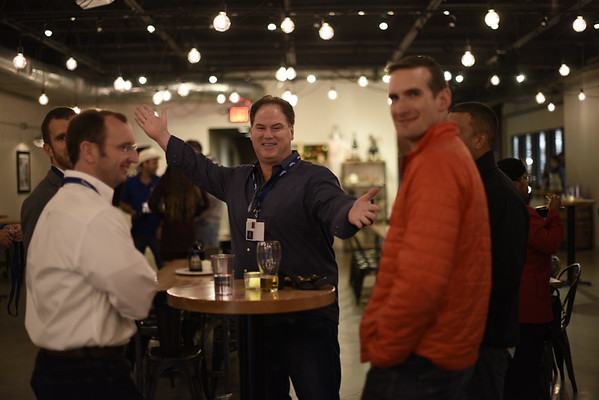 Yards Networking Event