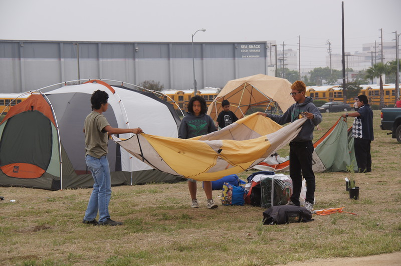 Camping - Participants