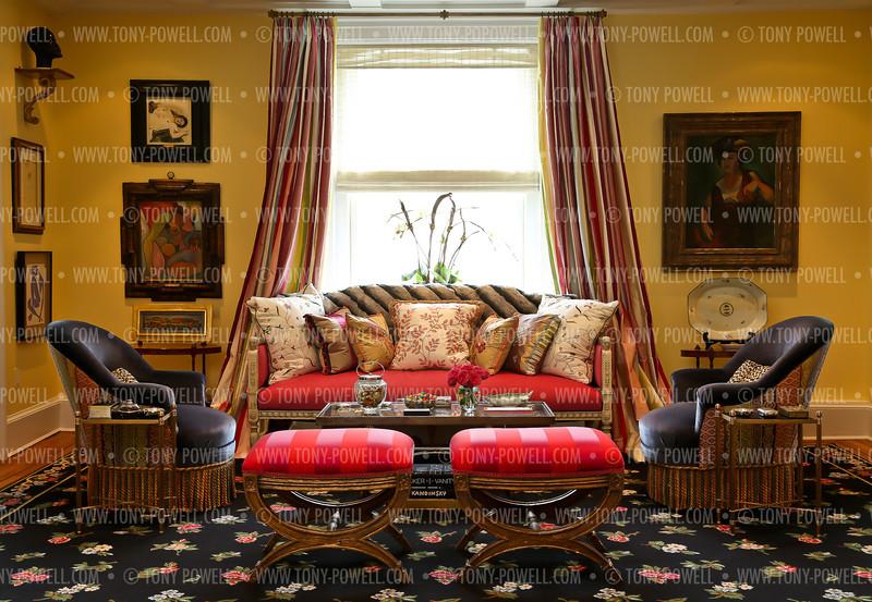 Robert Higdon Residence August 2013 Interiors