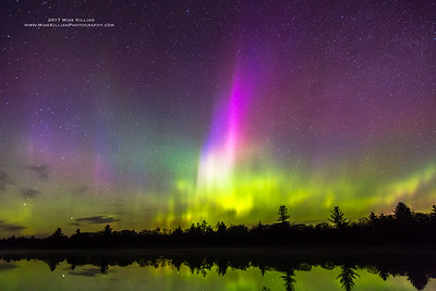 Northern Lights Storm May 27 / 28, 2017 (Ontario)