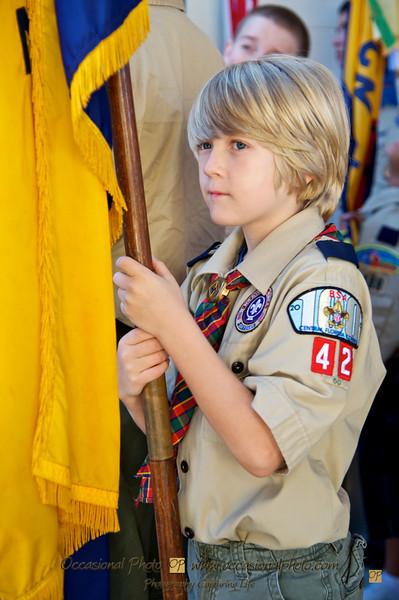 Scout Show-April 30, 2011