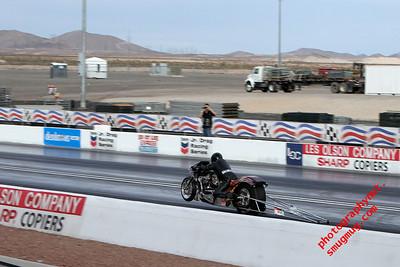 NHRA Division 7 Las Vegas 11.07.10 Nitro Harleys and Motorcycles