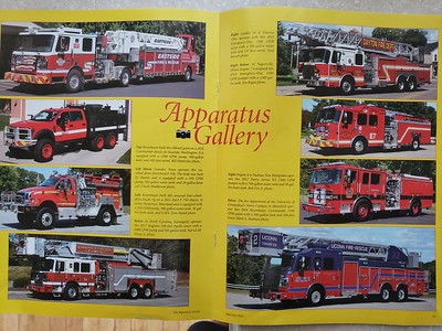 CFPA Members in Fire Apparatus Journal Magazine 2020