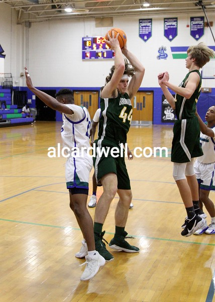 Broadwater Acad Basketball vs ASCS 1-19-21