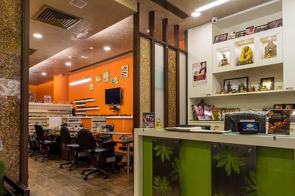 Nishi Nails Spa & Boutique (interior)