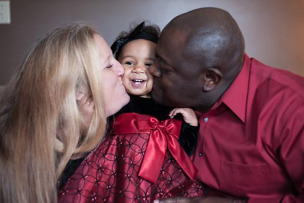 Gordy Family Portraits