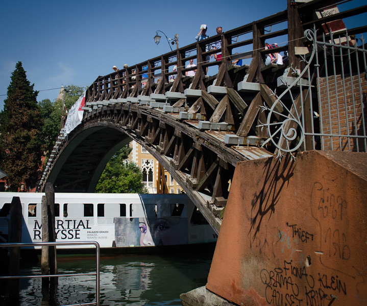Venice Wooden Bridge