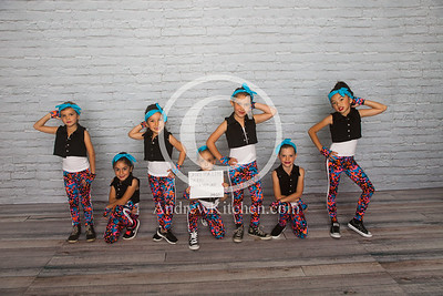 Tues 3:30 PM Kinder Hip Hop Amanda
