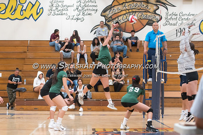 2019 Volleyball Eagle Rock vs Franklin 16Sep2019
