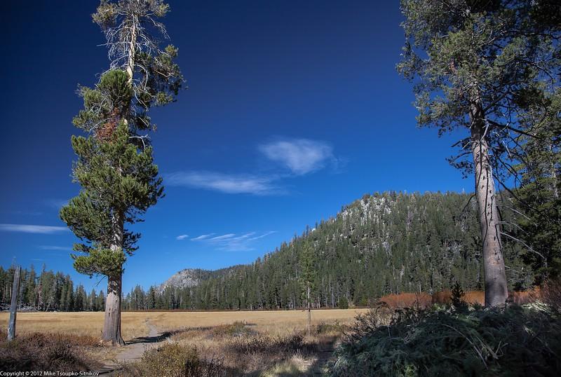 Darnanelles Lake Trail