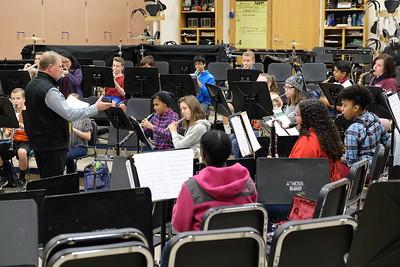 Concert Band Class & Concerts