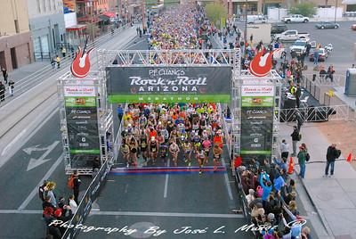 2013-01-20 PF Chang's Rock N Roll Marathon