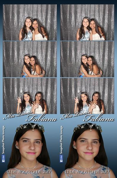 Fabiana's 15 - August 12th, 2017