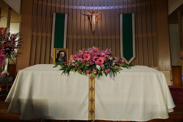 Grandma's Funeral, Norwalk CA, 10-30-2010