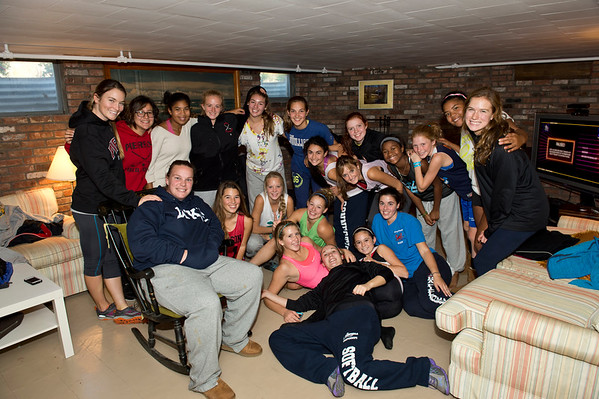 Lady Whalers Team Brunch