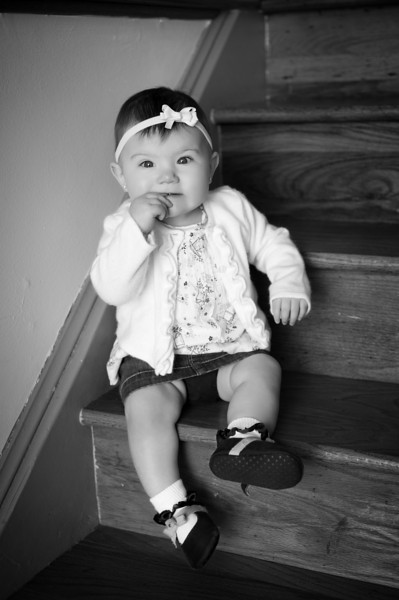 Professional Pictures (8 Months)