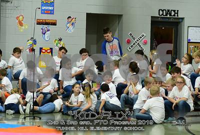 10.24.19 2nd & 3rd Grade PTO program