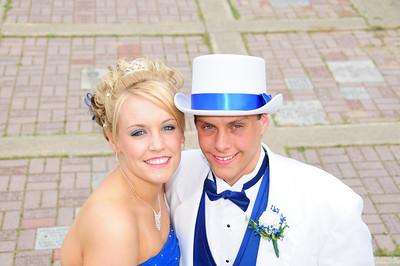 Kara K's prom 2008