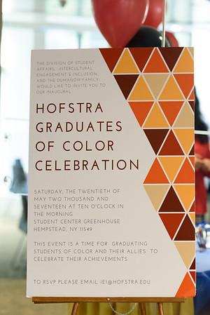 Hofstra Graduates of Color Celebration