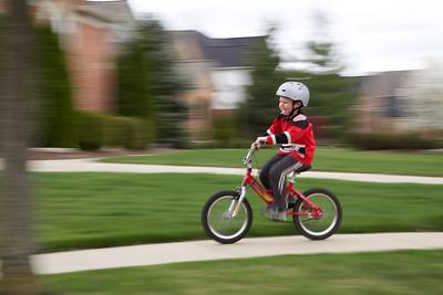 2010-04-18 Shane rides his bike